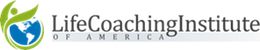 Life Coaching Institute of America White Logo