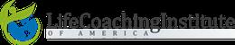 Life Coaching Institute of America White Logo